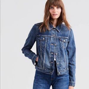 Levi's Original Trucker Jean Jacket